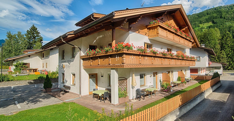 Appartement Haus Sonne in St. Johann im Ahrntal, Südtirol